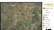 Eclipse Gold Mining Commences Drilling at Hercules Gold Project, Nevada, USA