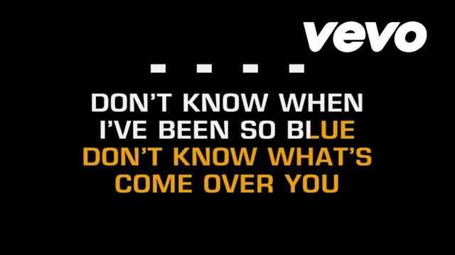 Don't It Make My Brown Eyes Blue (Karaoke)
