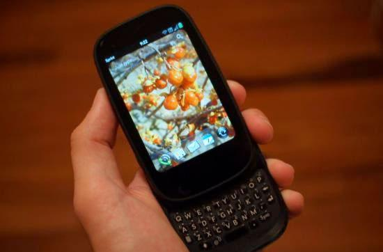 Sprint's Palm C40: the Pre 2 that never made it
