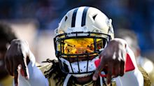 Alvin Kamara says he hasn't spent a cent of his $75M-plus football earnings
