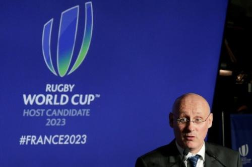 """Rugby: Laporte assure qu'il ira """"jusqu'au bout"""" sur les contrats fédéraux"""