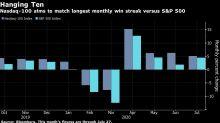 Stocks Decline in Busy Earnings Week; Bonds Climb: Markets Wrap