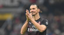 Serie A: Zlatan Ibrahimovic on Target as AC Milan Severely Dent Lazio Title Hopes