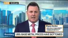 UBS' Gordon Sees Crude Prices Near $80 a Barrel in 1Q 2019