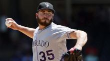 Spring Training 2017: Rockies pitcher Chad Bettis says he's cancer-free