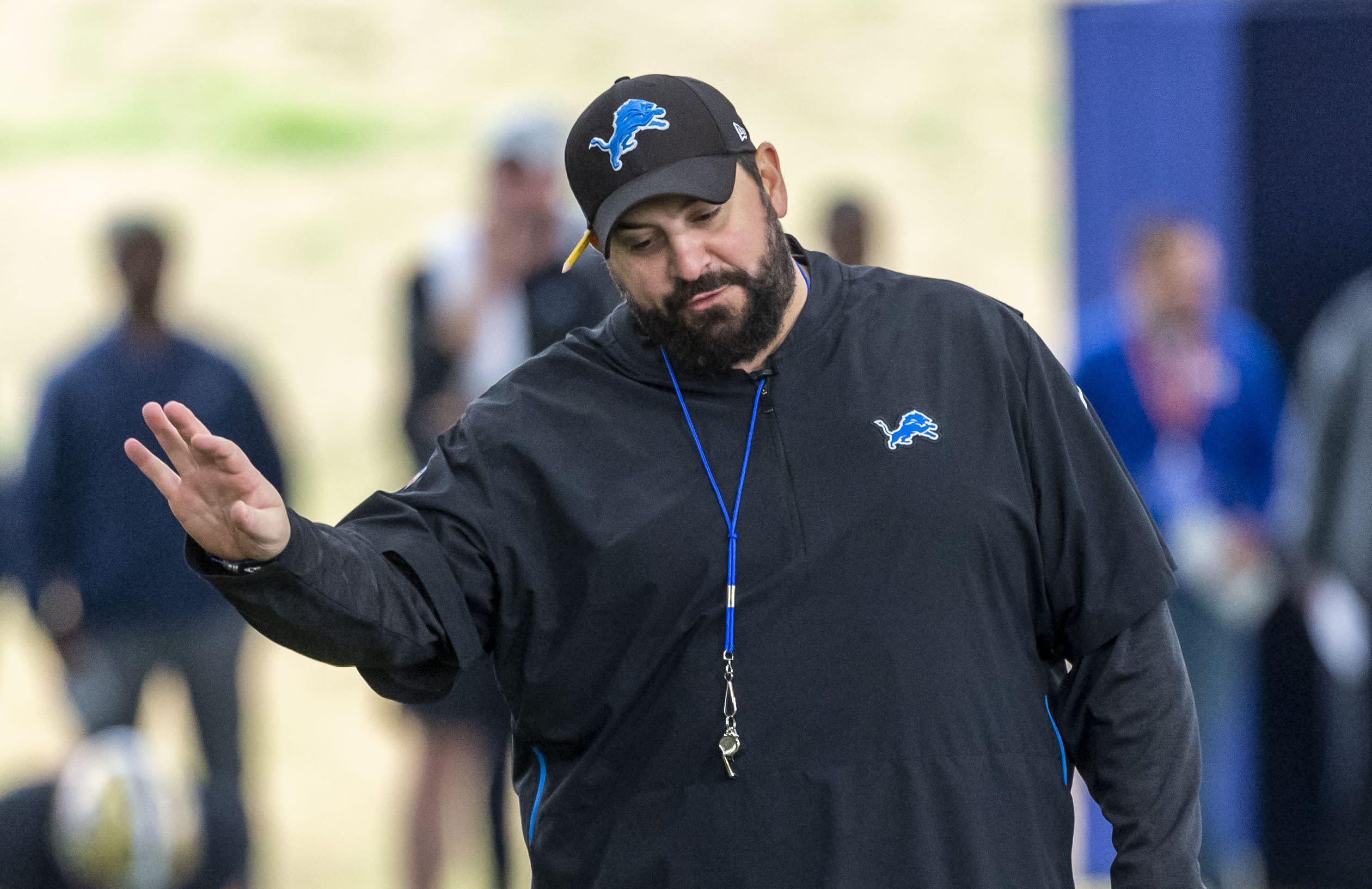 Matt Patricia now has a worse Lions coaching record than Rod Marinelli