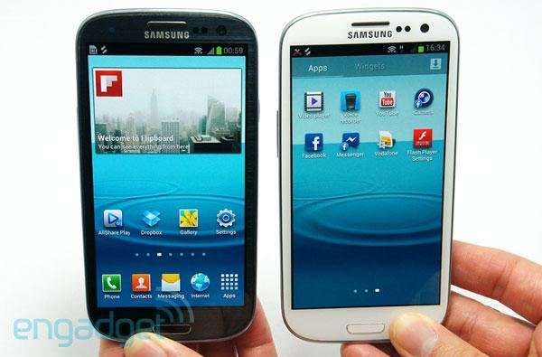 Editorial: Engadget on the Samsung Galaxy S III