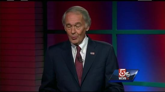 Testy exchanges for candidates in Senate debate