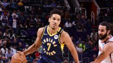 Malcolm Brogdon questionable against Suns with neck strain
