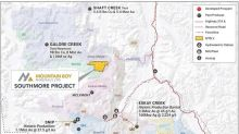 Mountain Boy Annouces Exploration Plans for the Southmore Copper-Gold Project