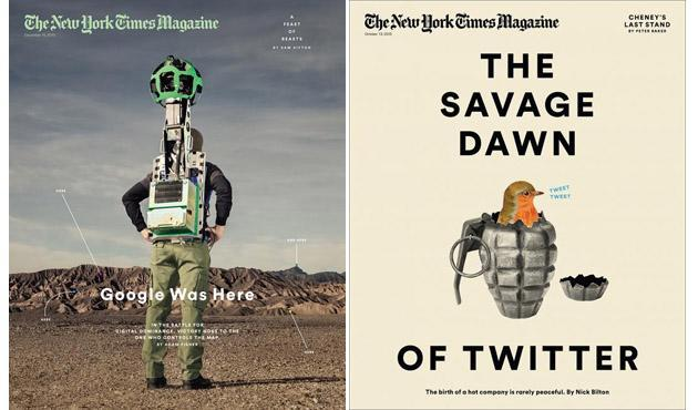 The man behind NYT Magazine's gorgeous covers is headed to Apple