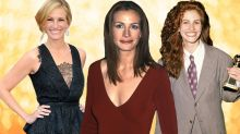 Red Carpet Flashback! 30 Years of Julia Roberts