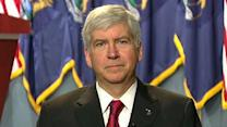 Gov. Snyder braces for union backlash