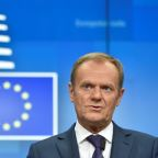EU's Tusk says no more Brexit negotiations