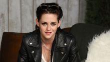 """Kristen Stewart is writing """"best f**king female role"""""""