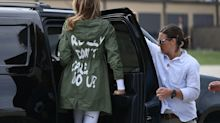 The Melania Jacket Is Selling for $850 on EBay