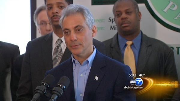 Mayor Rahm Emanuel defends CPS school closings list as parents protest closures