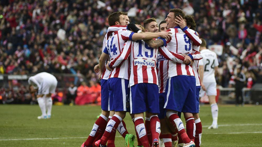 Atletico Madrid, un solo appiglio per eliminare il Real: il 4-0 del 2015