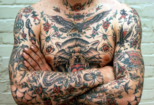 FBI is building a tattoo tracking AI to identify criminals
