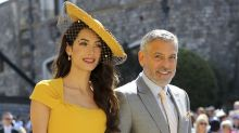 Amal and George Clooney Donate $100,000 to Lebanese Relief Charities After Beirut Explosion
