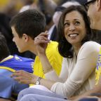 NBA says photographer who posted offensive Kamala Harris meme is no longer in bubble