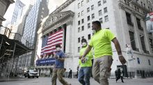 Wall Street rallies as optimism returns to cap erratic week