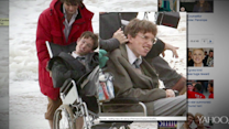 """Theory is Everything"": Wer spielt Stephen Hawkings?"