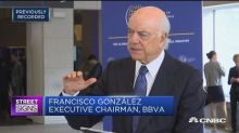 Banks are facing a new breed of competitor, BBVA chairman says