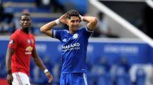 Fernandes caps Man U revival with CL spot, denying Leicester
