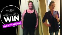 Weight-loss surgery helped her lose half her body weight, and find the confidence to pursue her dream job