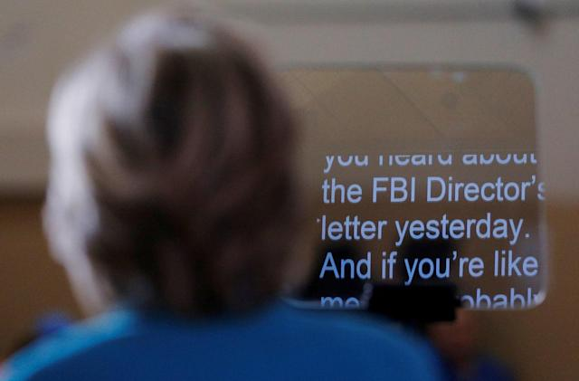 FBI says new emails won't change the results of its Clinton probe