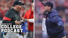 College Podcast: Harbaugh snitches on OSU, key dates for season, invade Nebraska