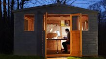 Want to create a garden office? 10 sheds to transform into your work space