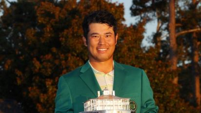 Masters 2021: Hideki Matsuyama makes history as first Japanese man to win a major