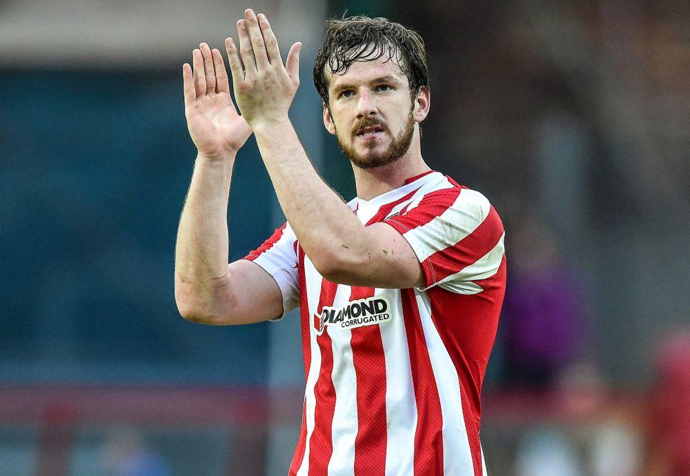 Aparece muerto Ryan McBride, capitán del Derry City irlandés