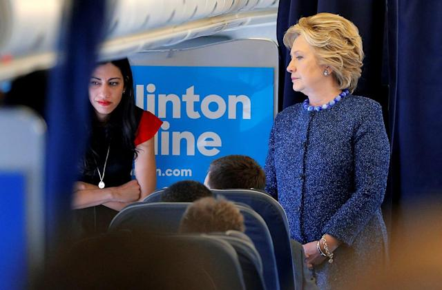 Unearthed Clinton emails garner renewed FBI scrutiny (updated)