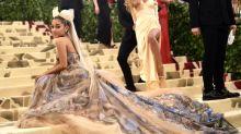 XL-Schleppen: Die modischen Stolperfallen auf der Met Gala 2018