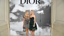 Así se vistieron las famosas para asistir al último desfile de Dior en París