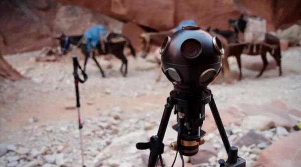National Parks Street View-style trails goes live, avoids the Google cars (video)