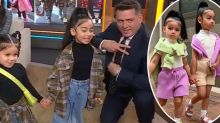 Meet the Fashion Week 'kidfluencers' who took over the Today show