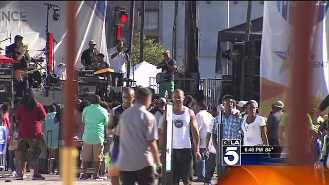 BET Experience 2013: `Too Big to Miss` Festival Takes Over L.A.