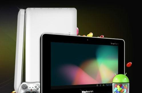 $125 MIPS-based Smart Tab 1 brings Jelly Bean on a budget to India