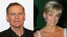 Bryan Adams Addresses Princess Diana Dating Rumors