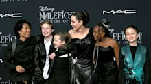 Angelina Jolie brings (nearly) all her kids to the premiere of 'Maleficent 2'
