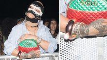 Coachella-Gadget: Hat Rihanna ihren Armreif zum Alkoholschmuggeln benutzt?