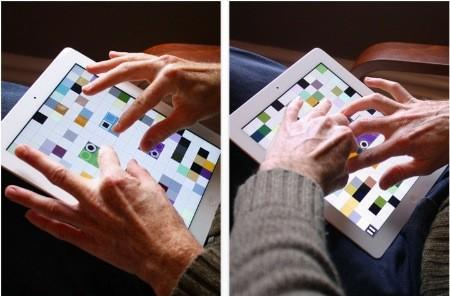 Daily iPad App: Finger Tied will tie your fingers in knots