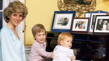 The royal family just released three photographs from Princess Diana's personal album