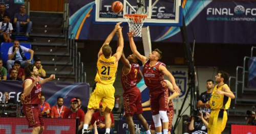 Basket - LDC - Tenerife rejoint la finale de la Ligue des champions