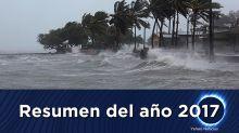 El día que desapareció el mar y otros fenómenos extraños relacionados con los huracanes este año