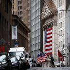 Wall Street soars on hopes of slowing coronavirus deaths
